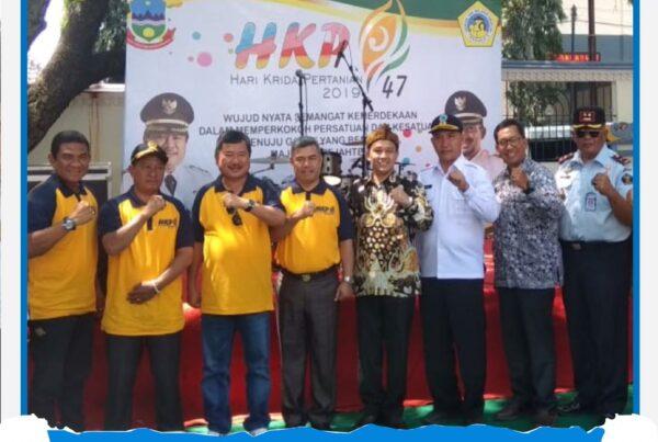 Kegiatan Upacara Peringatan HUT Kemerdekaan Republik Indonesia ke-74