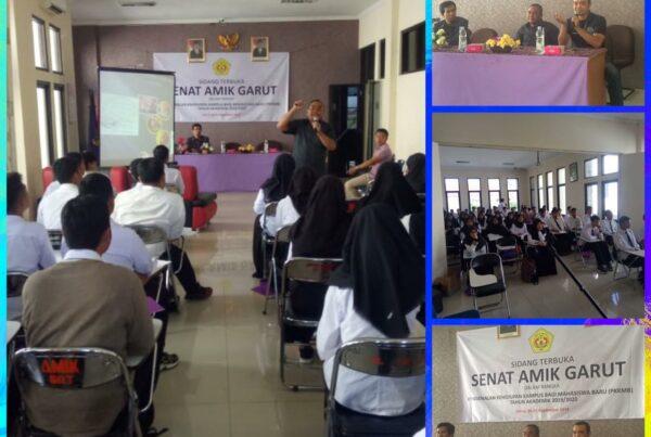 Sosialisasi P4GN di Lingkungan Pendidikan AMIK Garut