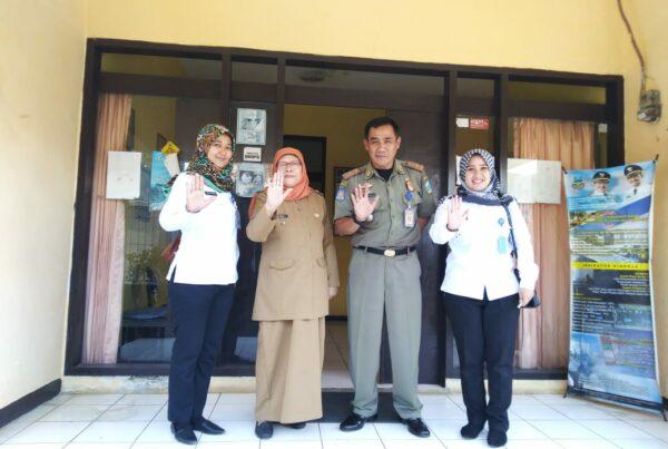 Koordinasi dan Pemetaan Program layanan Pascarehabilitasi ke Instansi Pemerintah oleh tim Rehabilitasi BNNK Garut