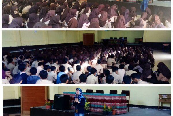 Sosialisasi P4GN di Lingkungan Pendidikan SMP Negeri 2 Garut