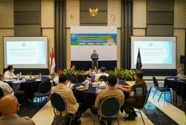 Program Indonesia Bersinar Melalui Sinergitas Forkopimda Kabupaten Garut