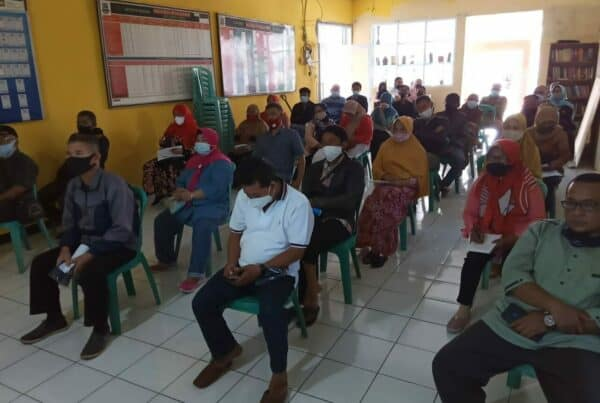 BNN Kabupaten Garut Gelar Giat Insert Konten P4GN di Kelurahan Muara Sanding