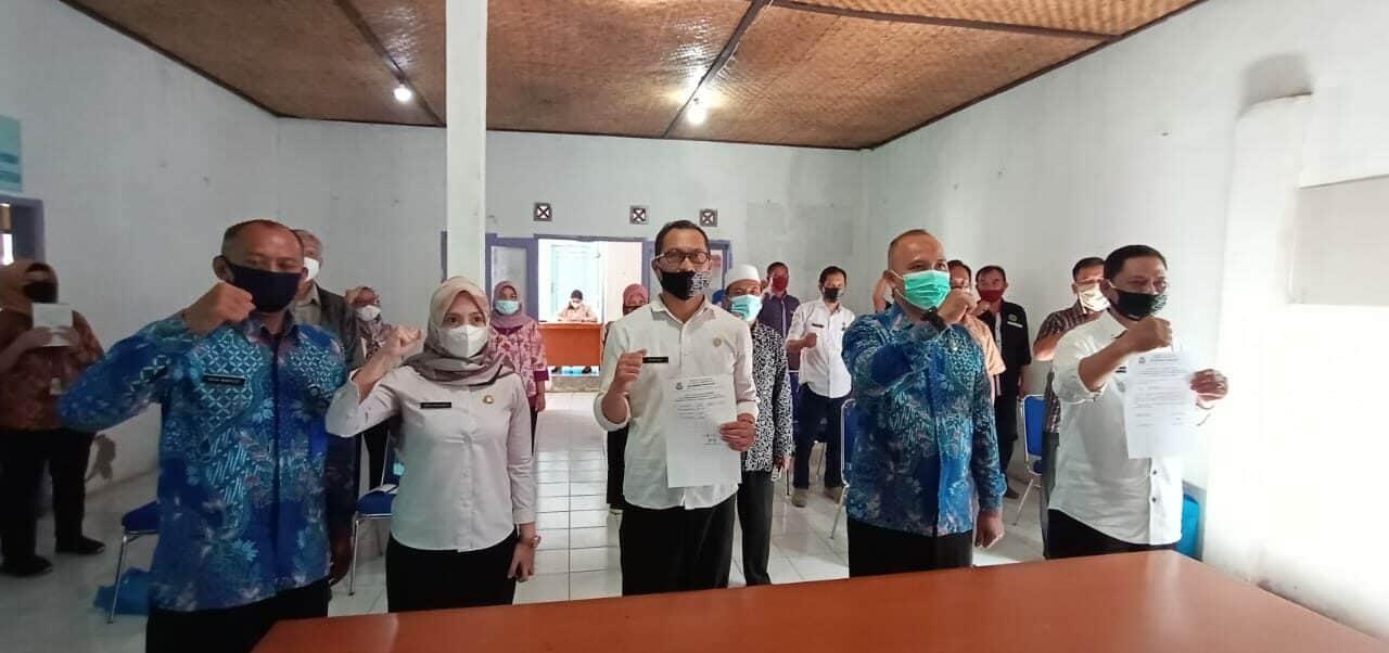 BNNK Garut Gelar Intervensi Ketahanan Keluarga Berbasis Sumber Daya Pembangunan Kelurahan