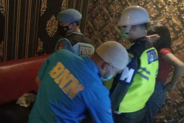 Operasi Gaktib Polisi Militer Waspada Wira Kujang